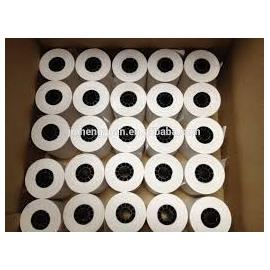 carton de 50 bobines de papier thermique