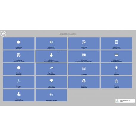 ULTIMA POS logiciel de caisse Version ONE