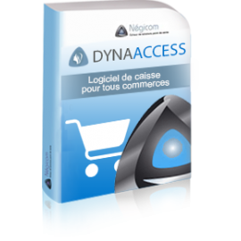 logiciel point de vente DYNA ACCESS